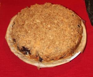 Blueberry (Lemon) Cake